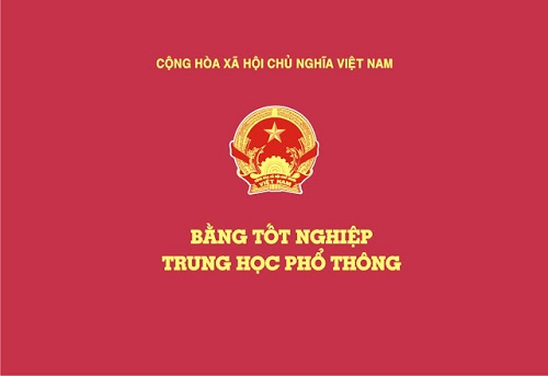 Dịch vụ làm bằng cấp 3 thật, giá rẻ tại Hà Nội