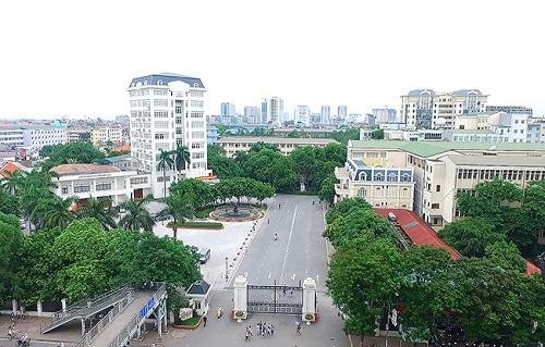 Trường đại học nào được xếp hạng tốt nhất tại Việt Nam