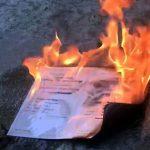 Sốc : cựu sinh viên Đại Học KT HCM đốt bằng đại học