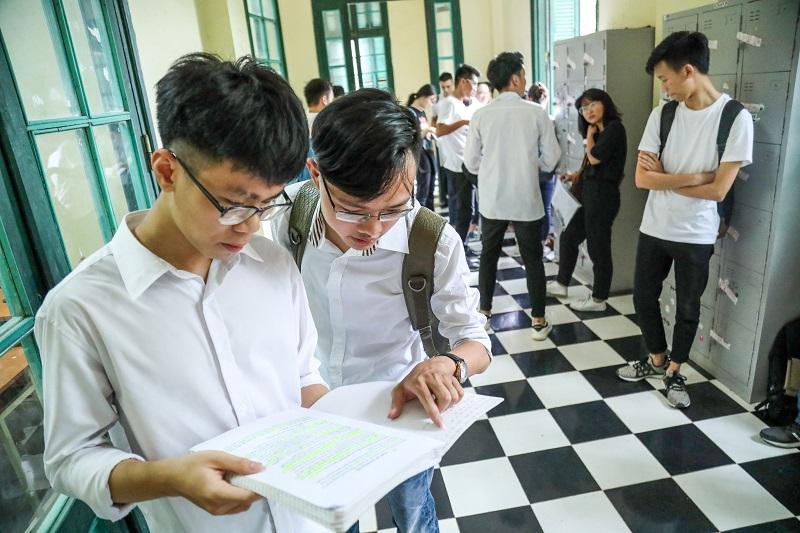 Rà soát lại toàn bộ điểm thi THPT quốc gia 2018