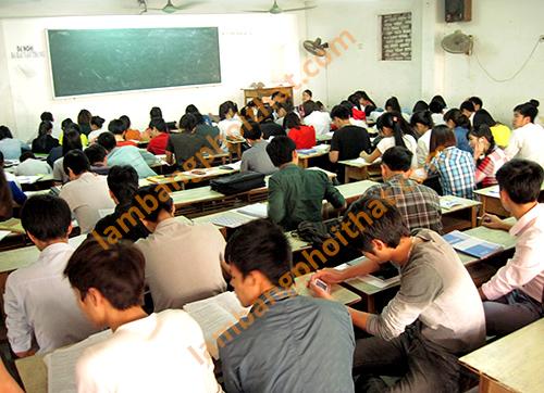 Dịch vụ học hộ thi hộ tại Hà Nội và TPHCM
