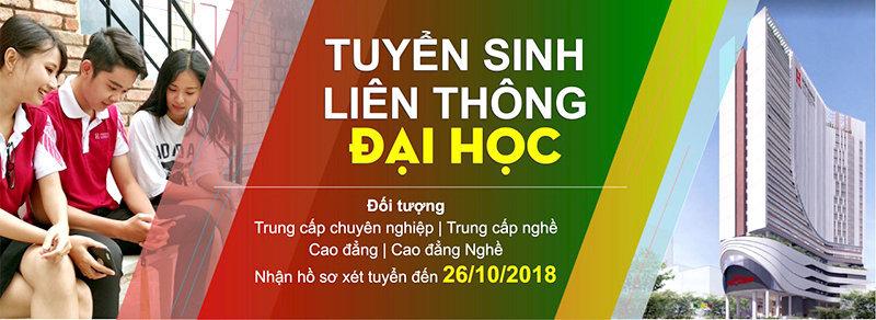 Trường Đại Học Quốc Tế Hồng Bàng liên tục tuyển sinh